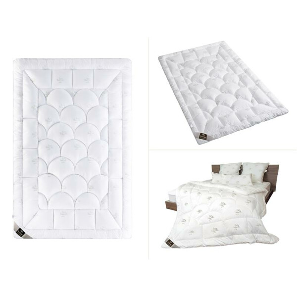 Sommer Bettdecke Air Softfill Collection SWAN, 155x220