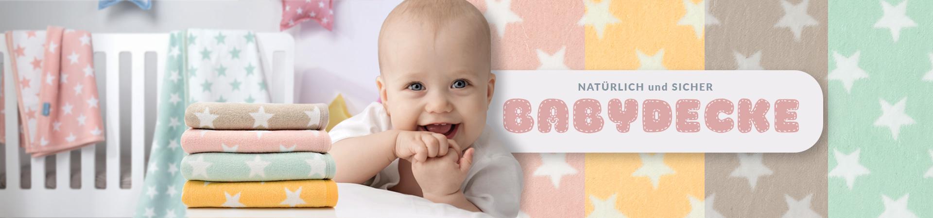 Baby Kuscheldecken
